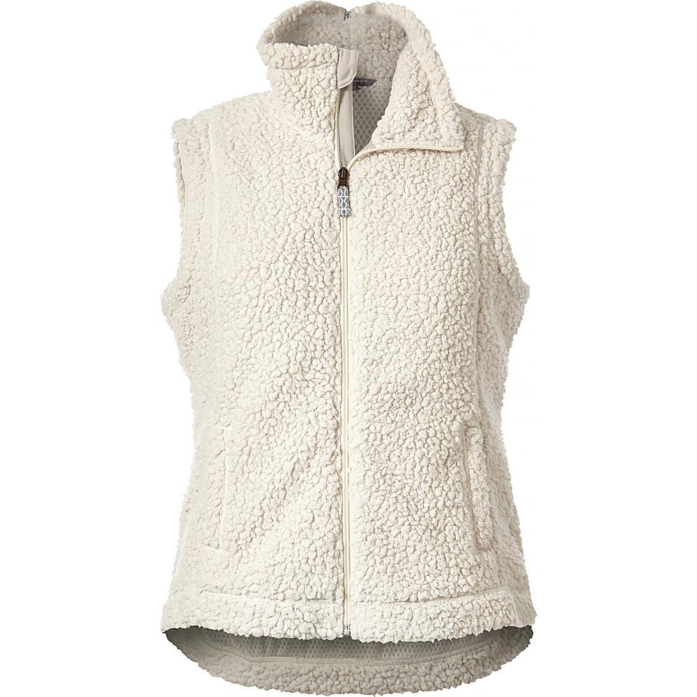 Royal Robbins Womens Snow Wonder Vest XS - Creme - Royal Robbins Mens Apparel - Apparel & Footwear, Men's Apparel