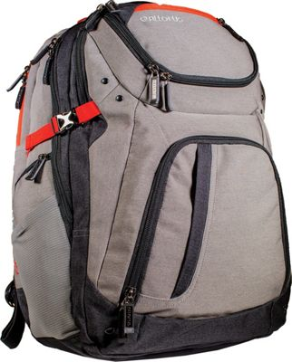All of Us Revival Laptop Backpack Grey - All of Us Business & Laptop Backpacks