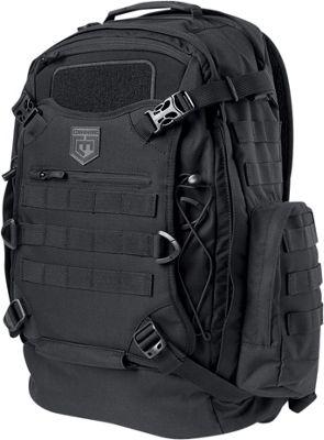 Cannae Pro Gear Phalanx Duty Helmet Pack Black - Cannae Pro Gear Tactical