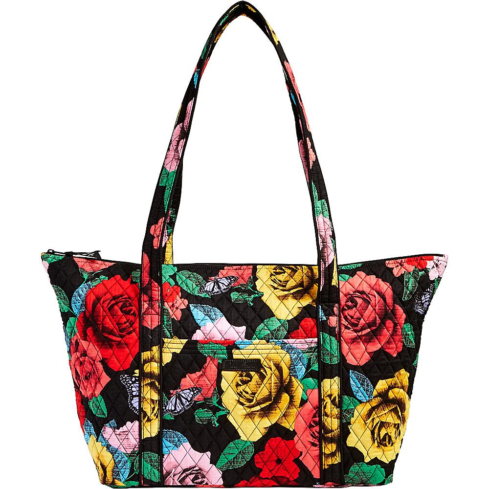 Vera Bradley Miller Bag - Retired Colors Havana Rose - Vera Bradley Fabric Handbags - Handbags, Fabric Handbags