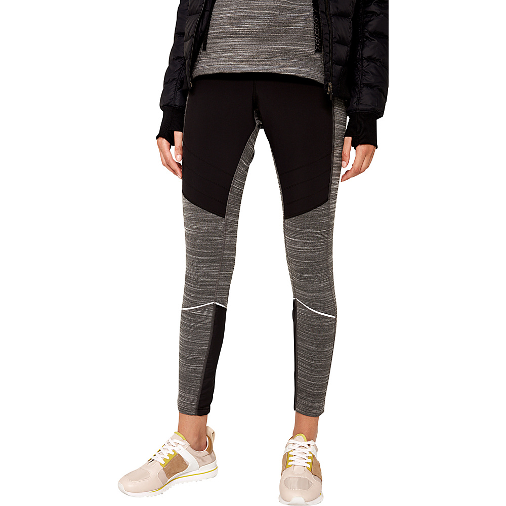 Lole Hurry Up Pant XS - Black Heather - Lole Womens Apparel - Apparel & Footwear, Women's Apparel