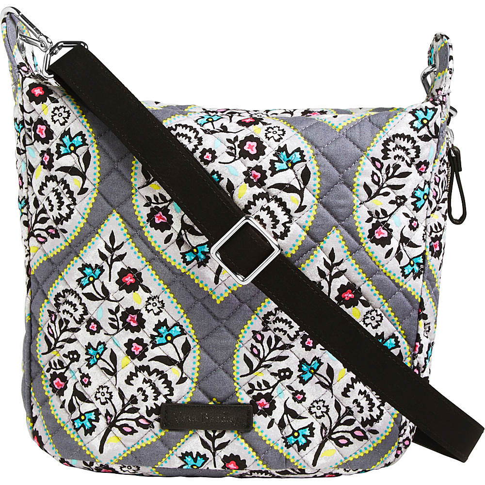 Vera Bradley Carson Mini Hobo Crossbody Heritage Leaf - Vera Bradley Fabric Handbags - Handbags, Fabric Handbags