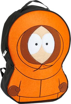 South Park Kenny McCormick Cosplay Backpack Orange - South Park Laptop Backpacks