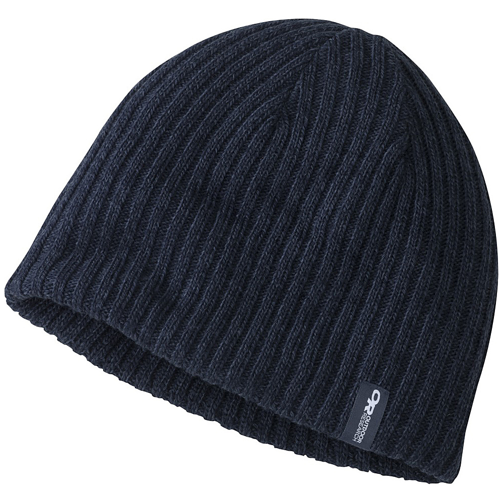 Outdoor Research Mens Camber Beanie One Size - Night/Dusk - Outdoor Research Hats/Gloves/Scarves - Fashion Accessories, Hats/Gloves/Scarves