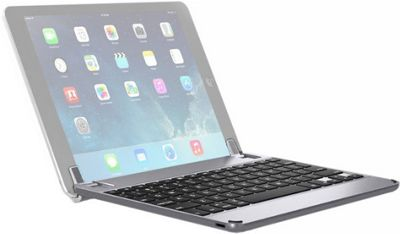 Brydge 10.5 Bluetooth Keyboard for iPad Pro Space Gray - Brydge Portable Entertainment