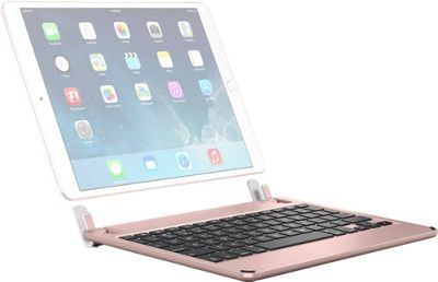 Brydge 10.5 Bluetooth Keyboard for iPad Pro Rose Gold - Brydge Portable Entertainment