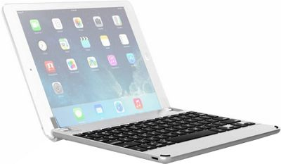 Brydge 10.5 Bluetooth Keyboard for iPad Pro Silver - Brydge Portable Entertainment