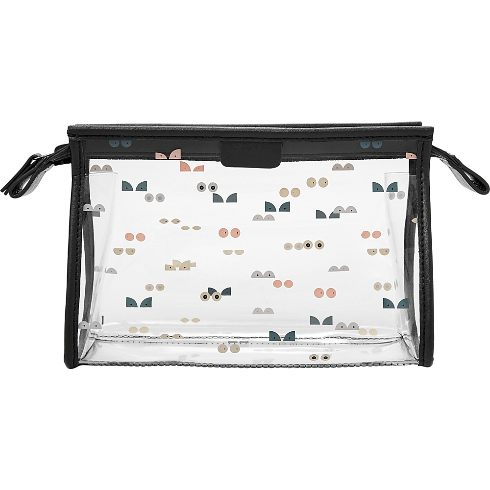 Fossil Cosmetic Case Clear - Fossil Womens SLG Other - Women's SLG, Women's SLG Other