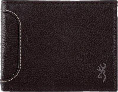 Browning Range Bi-Fold Wallet Black - Browning Men's Wallets