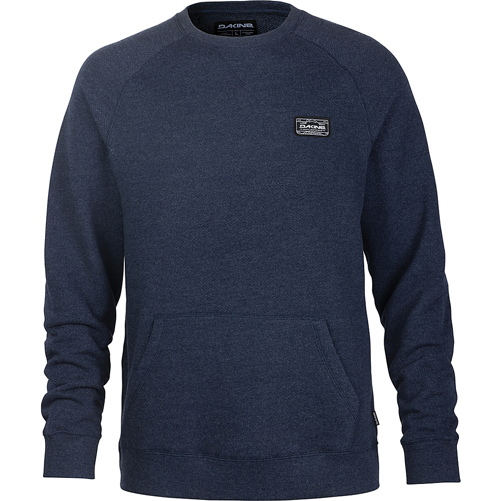 DAKINE Mens Folsom Fleece XL - Midnight - DAKINE Mens Apparel - Apparel & Footwear, Men's Apparel