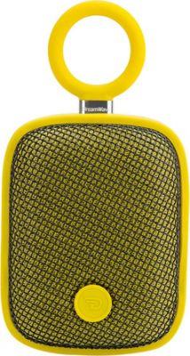 Dreamwave Bubble Pod Portable Speaker Yellow - Dreamwave Headphones & Speakers
