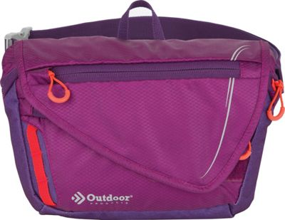 Outdoor Products Marilyn Waist Pack Blackberry Cordial - Outdoor Products Waist Packs