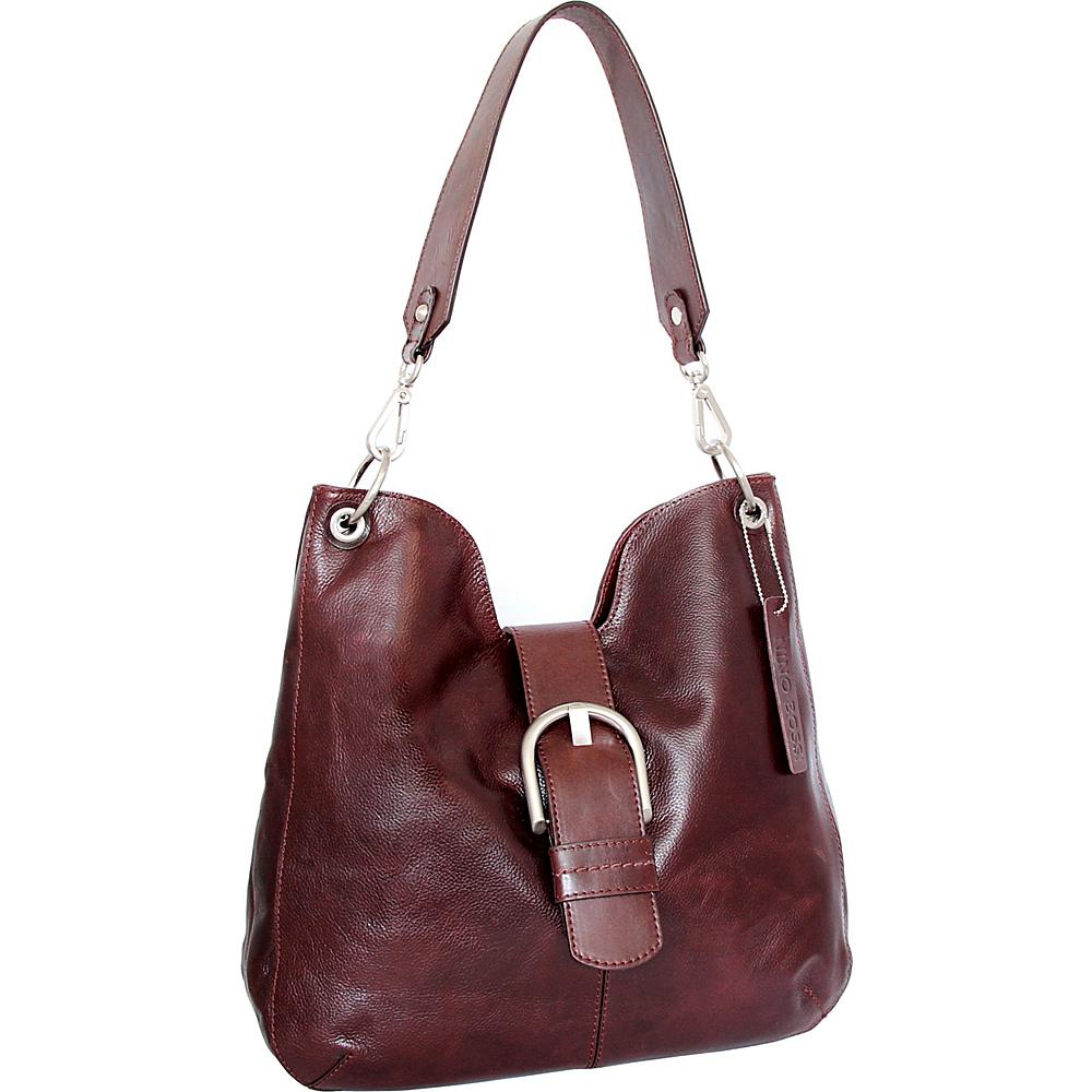 Nino Bossi Jacinta Shoulder Bag Walnut - Nino Bossi Leather Handbags - Handbags, Leather Handbags