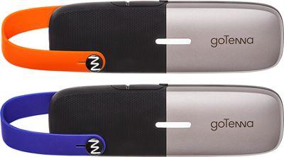 GoTenna Mesh Off-Grid Text & GPS Purple/Orange - GoTenna Trackers & Locators