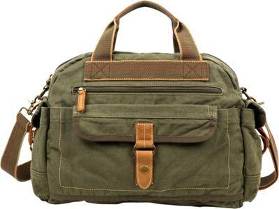 TSD Atona Weekender Army Green - TSD Travel Duffels