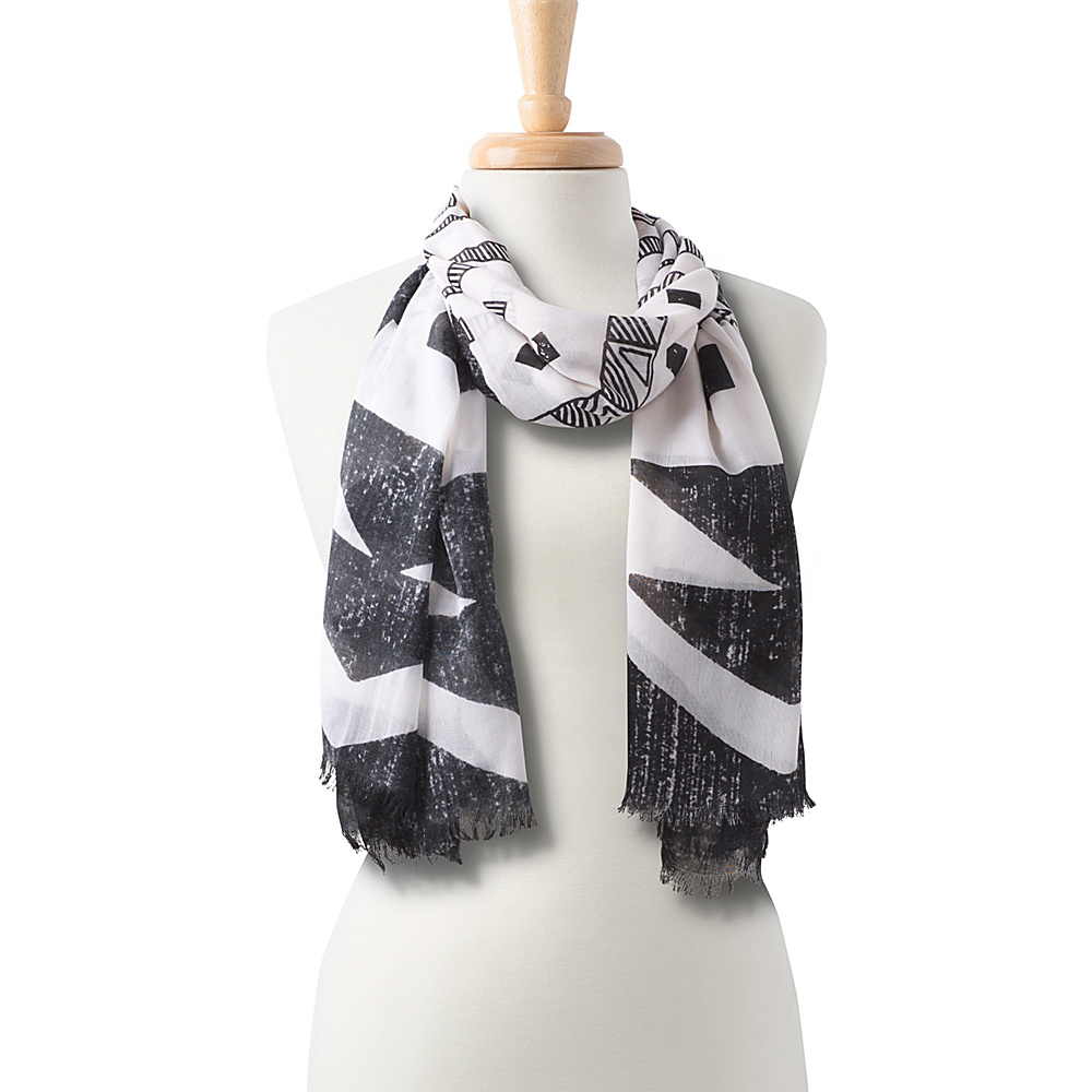 PrAna Palma Scarf Black - PrAna Hats/Gloves/Scarves - Fashion Accessories, Hats/Gloves/Scarves