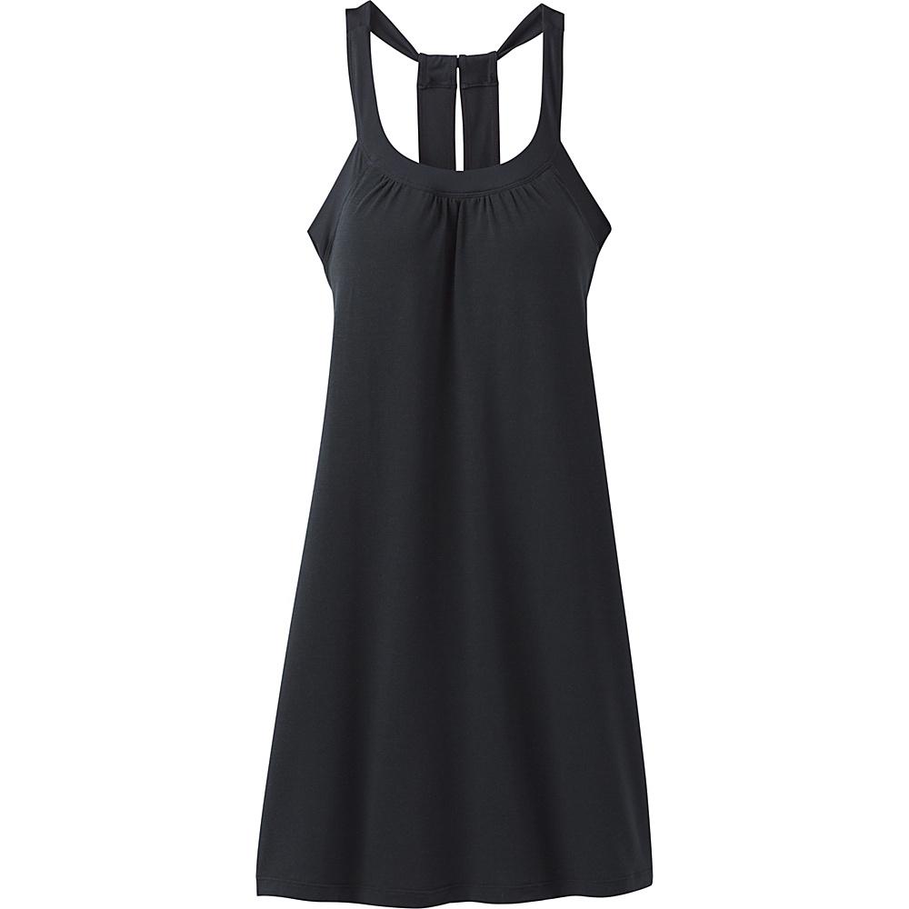 PrAna Cantine Dress S - Black - PrAna Womens Apparel - Apparel & Footwear, Women's Apparel