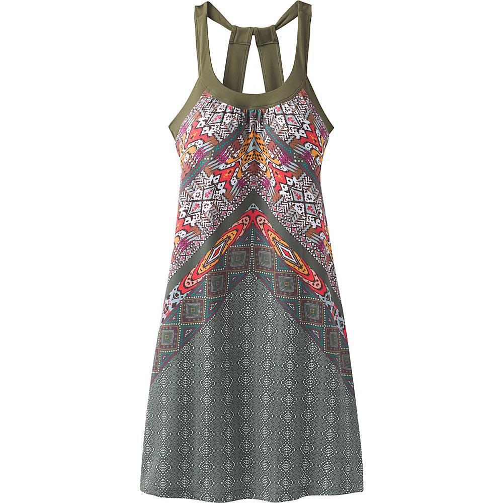 PrAna Cantine Dress XS - Cargo Marrakesh - PrAna Womens Apparel - Apparel & Footwear, Women's Apparel
