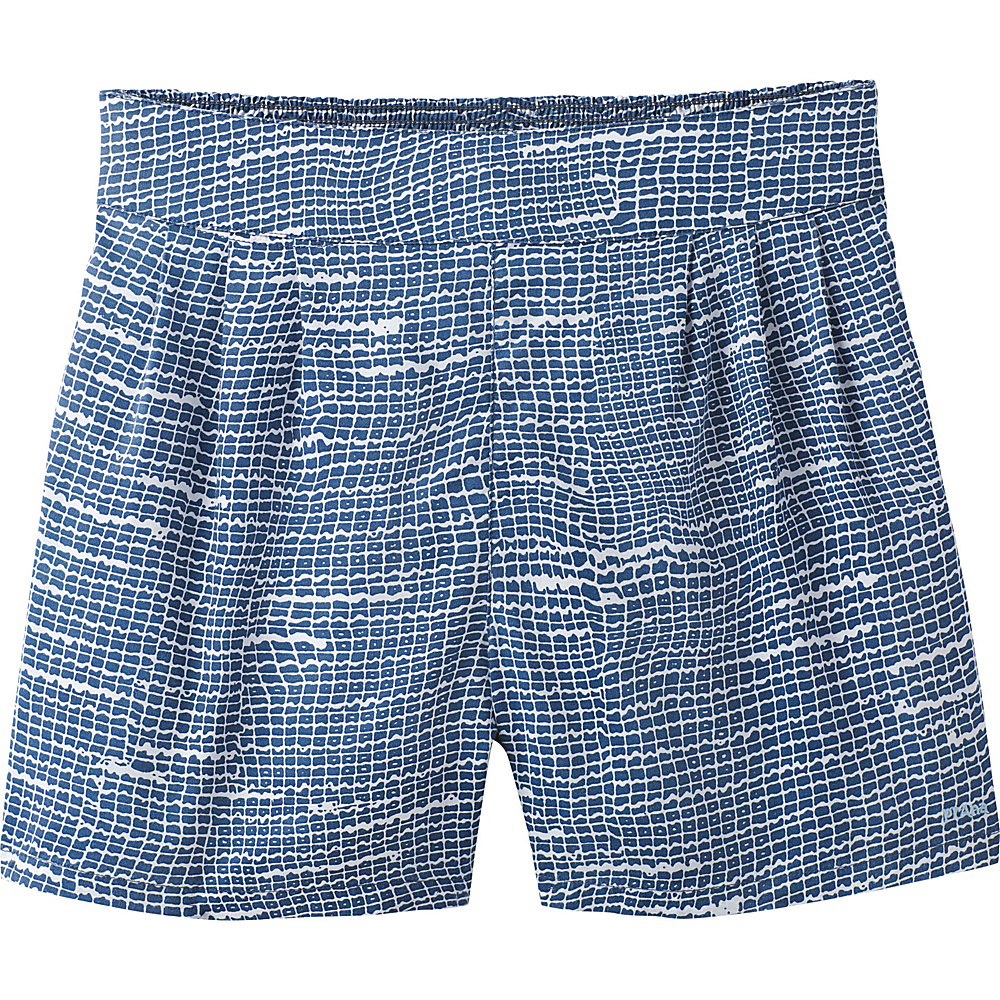 PrAna Tessie Short XL - Blue Thatch - PrAna Womens Apparel - Apparel & Footwear, Women's Apparel