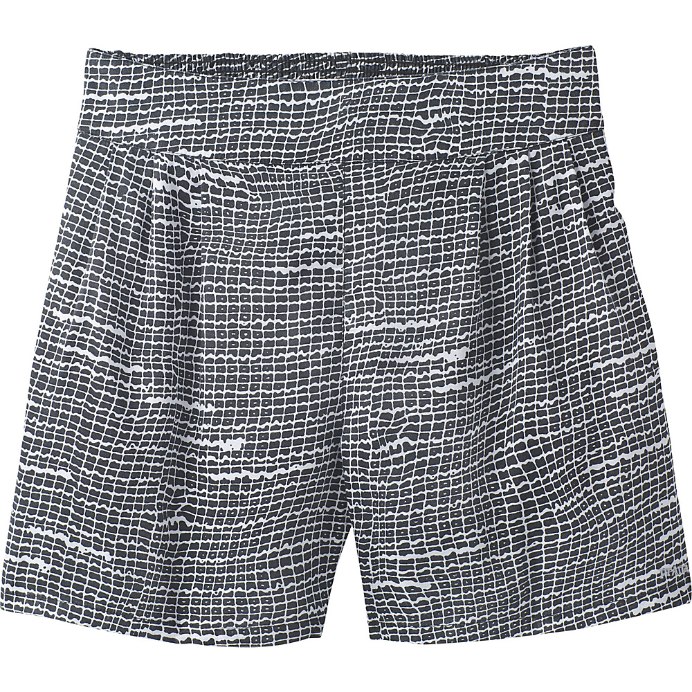 PrAna Tessie Short XS - Charcoal Thatch - PrAna Womens Apparel - Apparel & Footwear, Women's Apparel