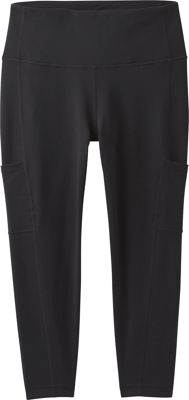 PrAna Borra Pocket Capri XL - Black - PrAna Women's Apparel