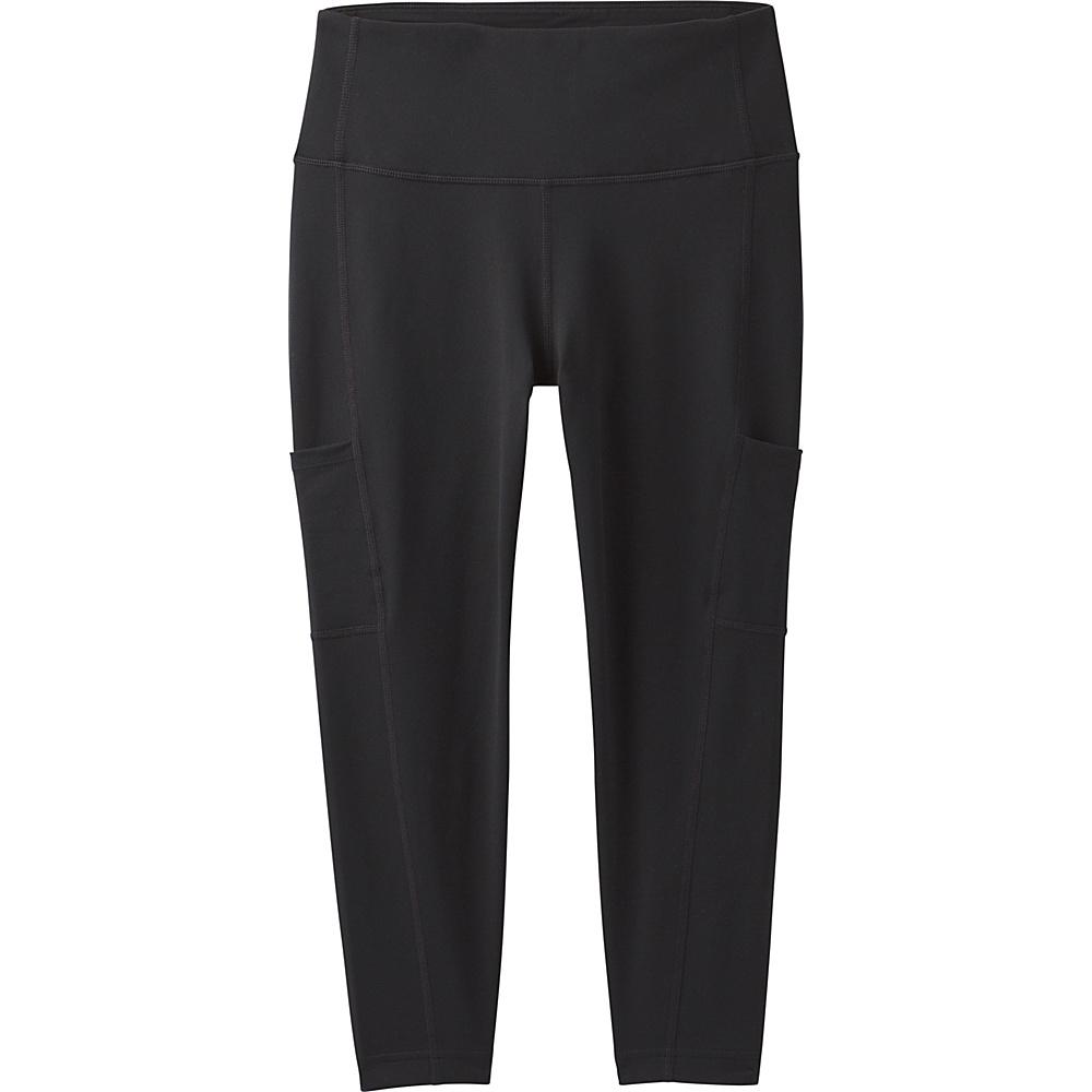 PrAna Borra Pocket Capri XS - Black - PrAna Womens Apparel - Apparel & Footwear, Women's Apparel