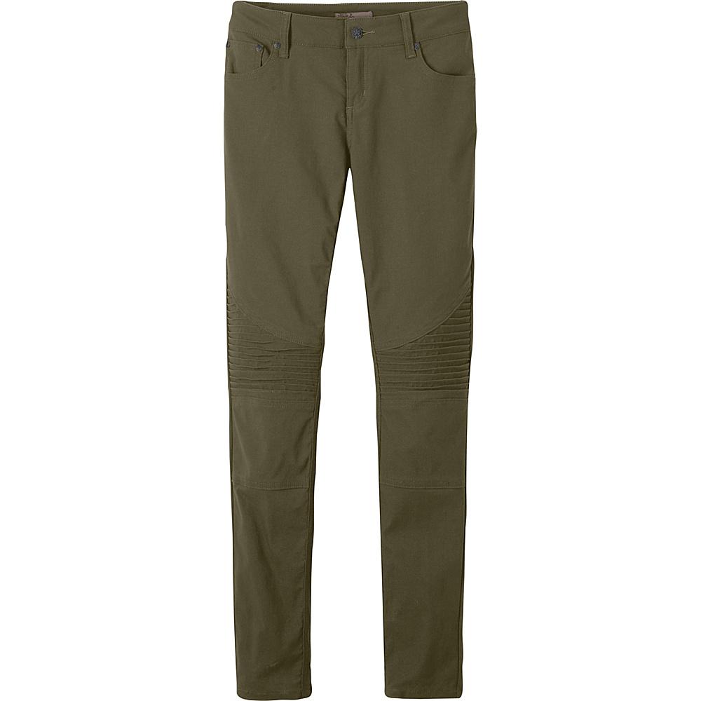 PrAna Brenna Pant 10 - Petite - Cargo Green - PrAna Womens Apparel - Apparel & Footwear, Women's Apparel