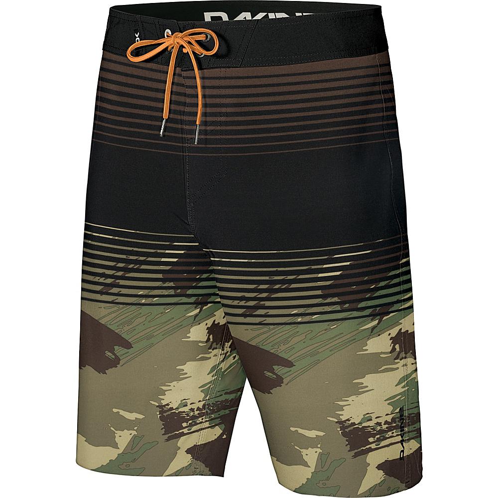 DAKINE Mens Stacked Boardshort 34 - Camo - DAKINE Mens Apparel - Apparel & Footwear, Men's Apparel