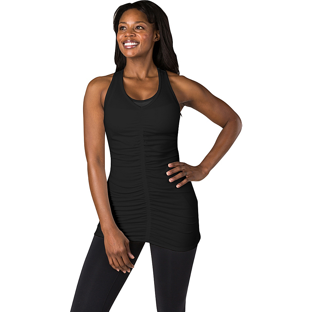 Soybu Womens Daydream Tunic XXL - Black - Soybu Womens Apparel - Apparel & Footwear, Women's Apparel