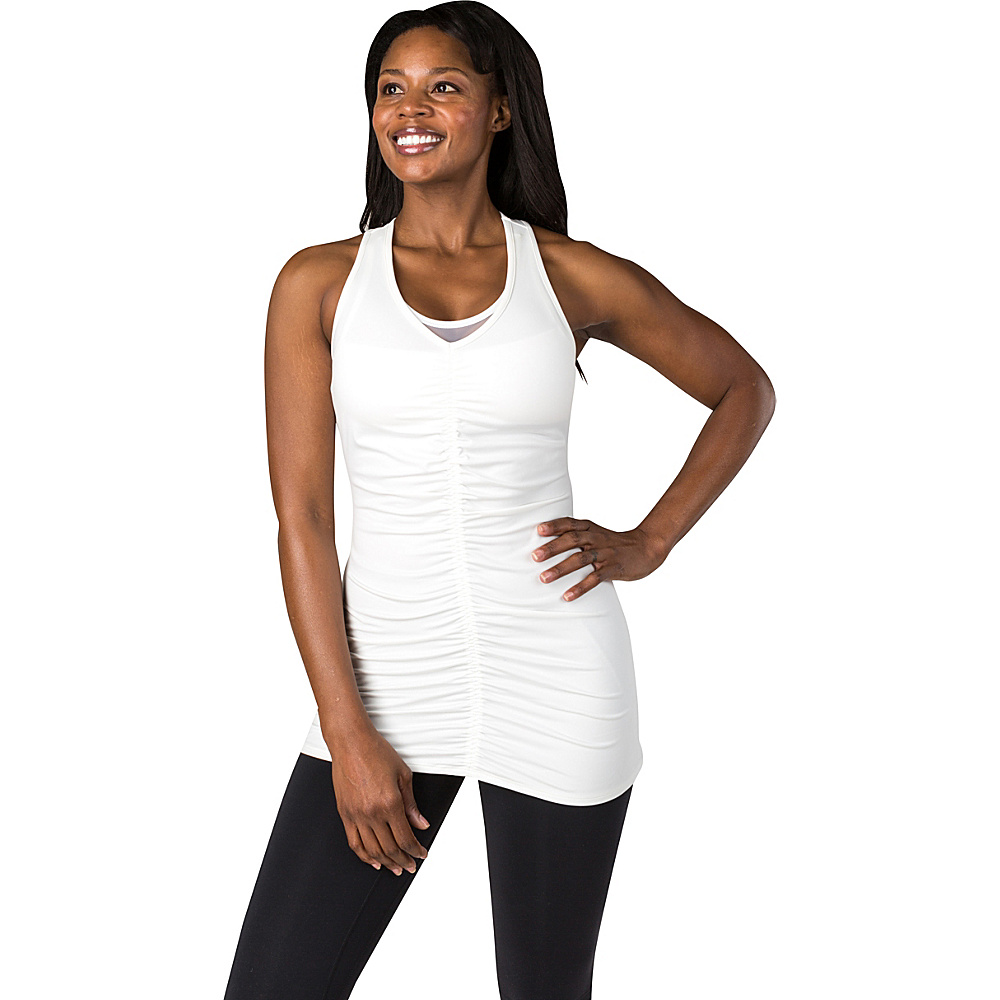 Soybu Womens Daydream Tunic XL - White - Soybu Womens Apparel - Apparel & Footwear, Women's Apparel