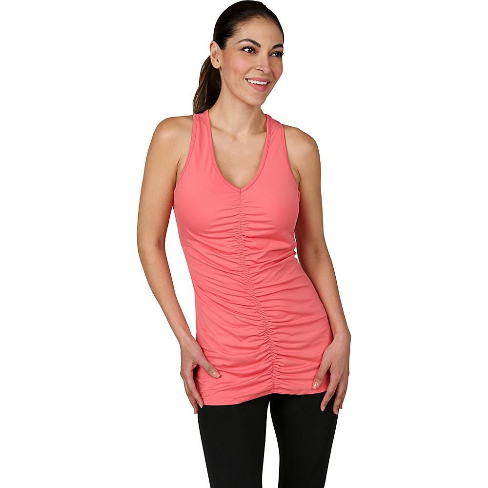 Soybu Womens Daydream Tunic XS - Coral Fresca - Soybu Womens Apparel - Apparel & Footwear, Women's Apparel