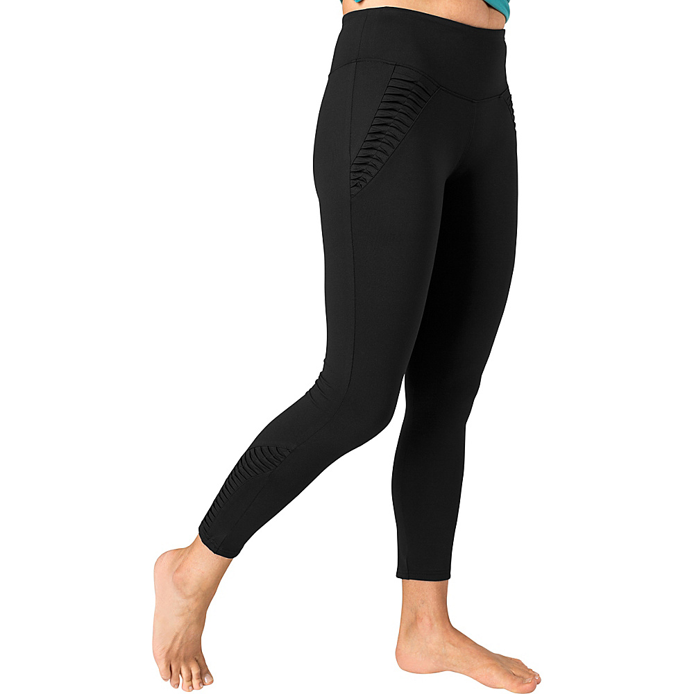 Soybu Paschi Capri XS - Black - Soybu Womens Apparel - Apparel & Footwear, Women's Apparel