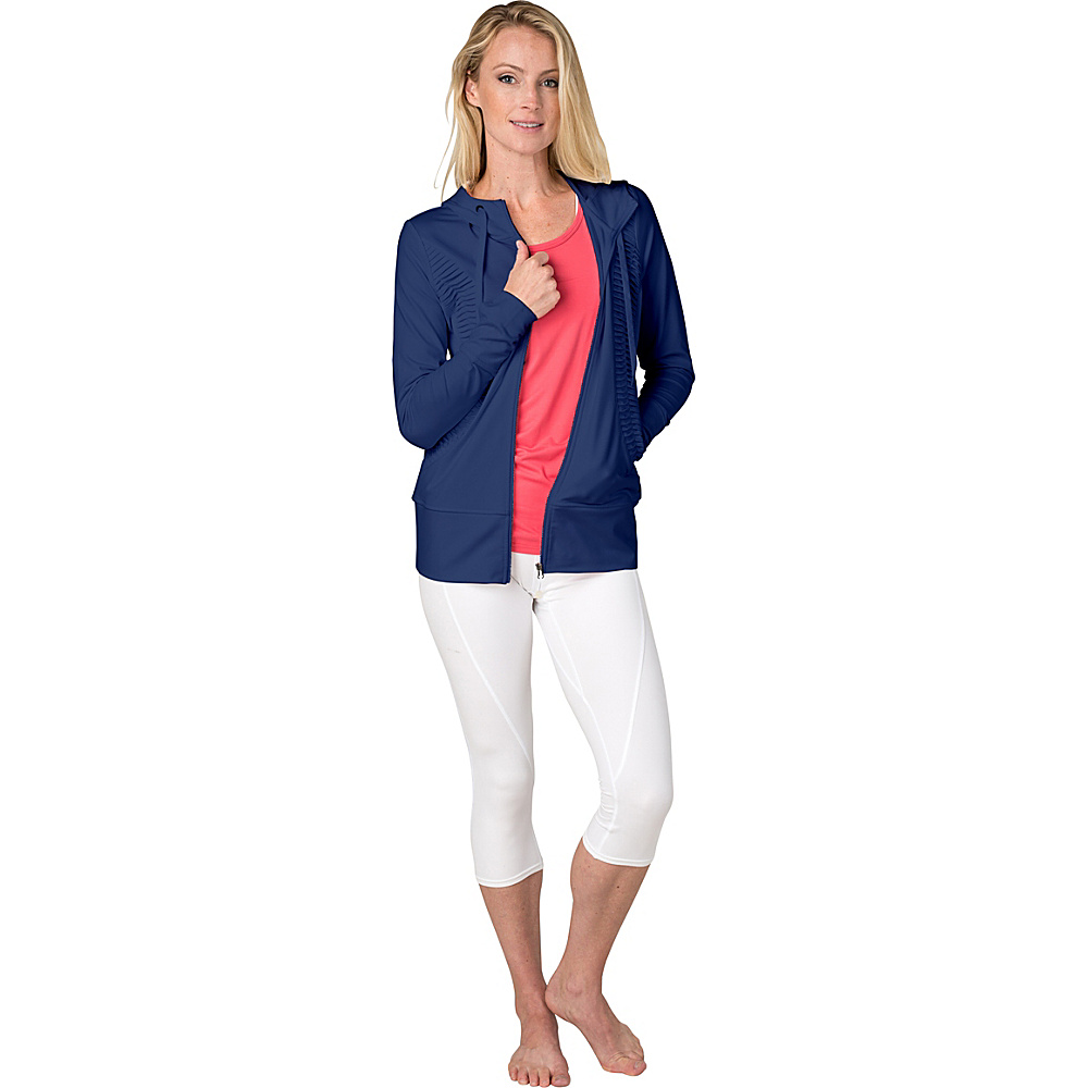Soybu Paschi Jacket XXL - Catalina Navy - Soybu Womens Apparel - Apparel & Footwear, Women's Apparel