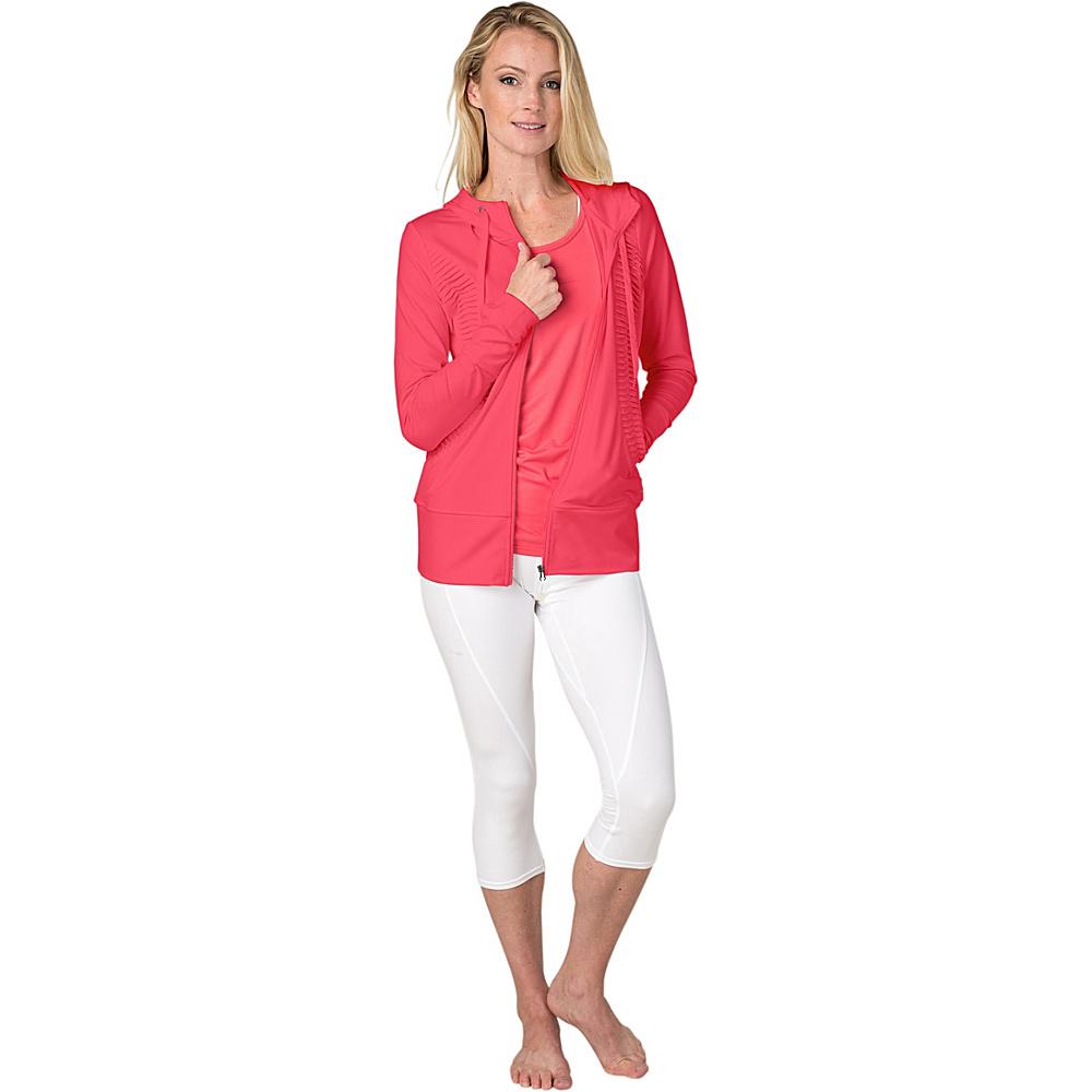 Soybu Paschi Jacket S - Coral Fresca - Soybu Womens Apparel - Apparel & Footwear, Women's Apparel
