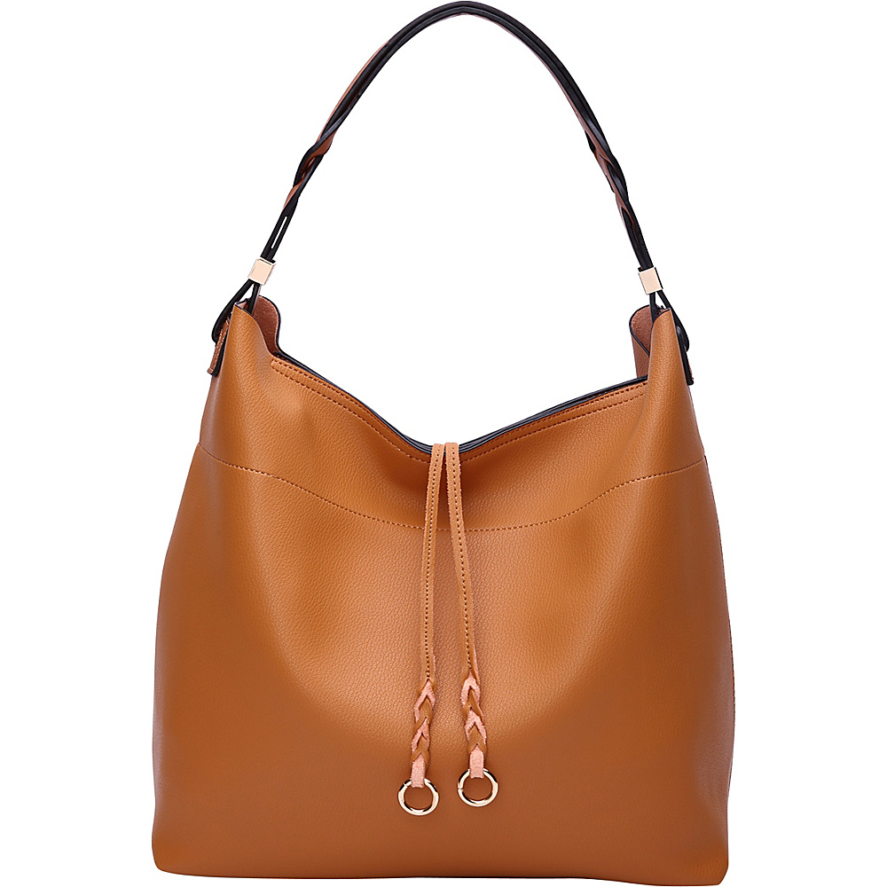 MKF Collection by Mia K. Farrow Davina Hobo Mustard - MKF Collection by Mia K. Farrow Manmade Handbags - Handbags, Manmade Handbags