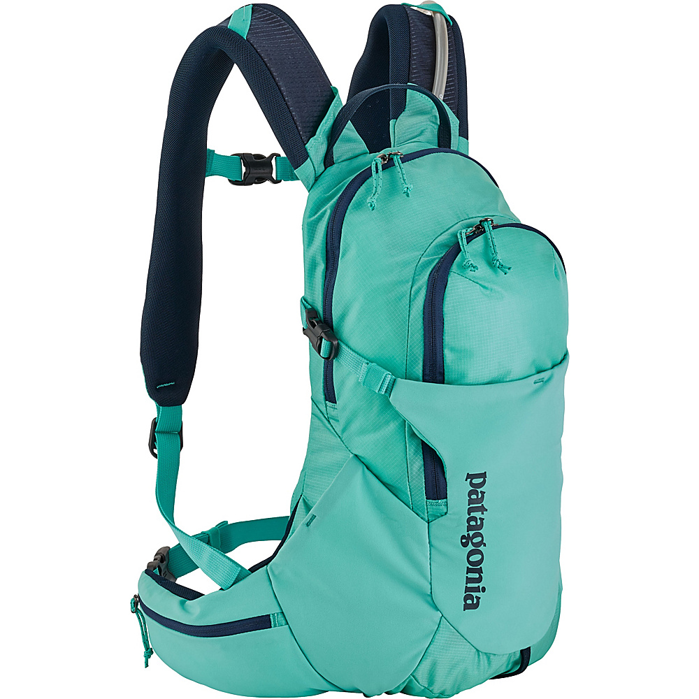 Patagonia Nine Trails Pack 14L Hiking Pack - S/M Strait Blue - Patagonia Day Hiking Backpacks - Outdoor, Day Hiking Backpacks