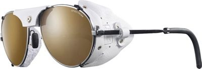 JULBO Cham Sunglasses with Spectron 4 Lenses Chrome/White...
