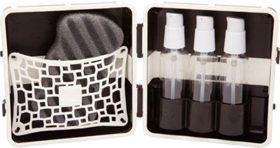LuxePak Mini Toiletry Kit with Sponge Brilliant White - LuxePak Mini Toiletry Kits