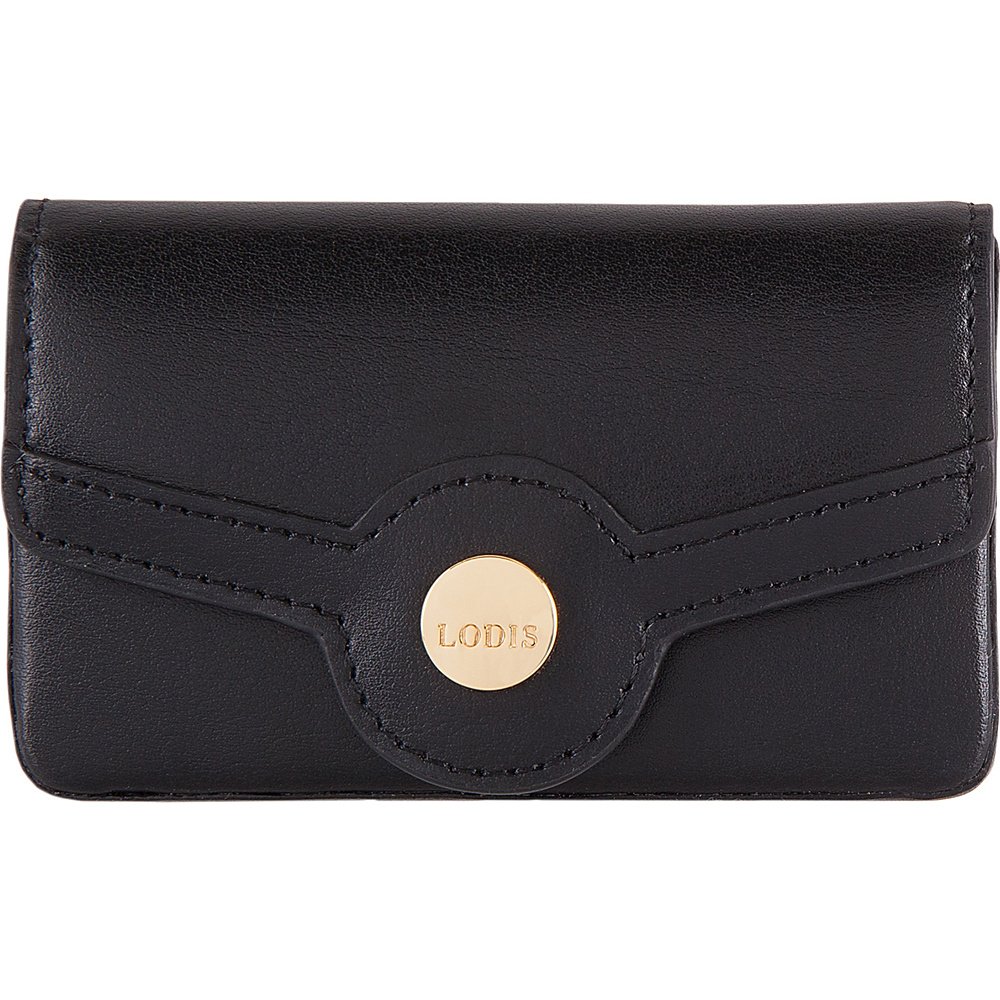 Lodis Rodeo RFID Maya Card Case Black - Lodis Business Accessories - Work Bags & Briefcases, Business Accessories