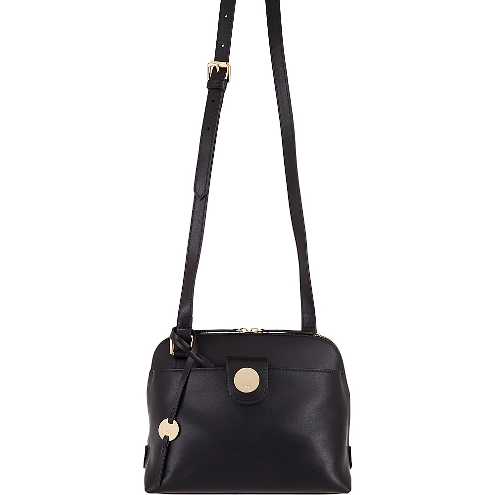 Lodis Rodeo RFID Izabella Crossbody Black - Lodis Leather Handbags - Handbags, Leather Handbags