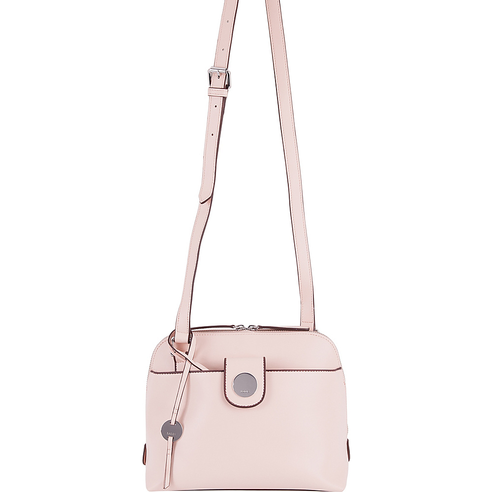 Lodis Rodeo RFID Izabella Crossbody Blush - Lodis Leather Handbags - Handbags, Leather Handbags