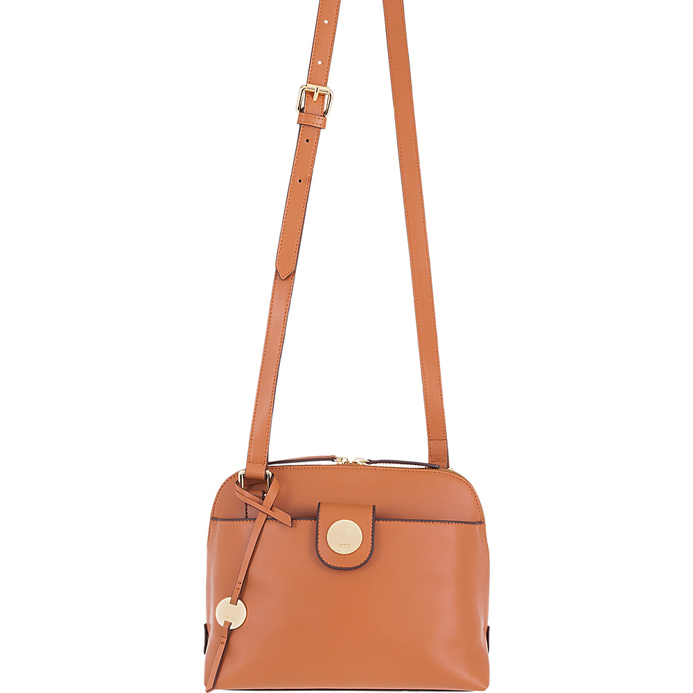 Lodis Rodeo RFID Izabella Crossbody Toffee - Lodis Leather Handbags - Handbags, Leather Handbags