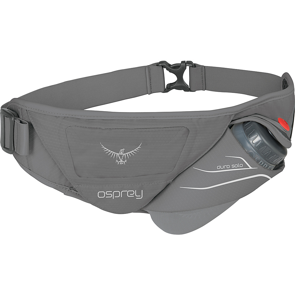 Osprey Duro Solo Waistpack Silver Squal - Osprey Waist Packs - Backpacks, Waist Packs