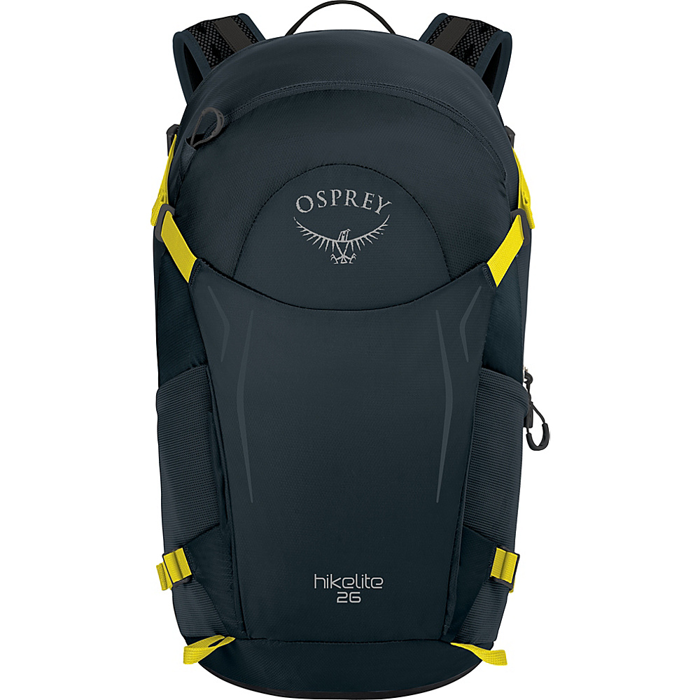 Osprey Hikelite 26 Hiking Backpack Shitake Grey - Osprey Day Hiking Backpacks - Outdoor, Day Hiking Backpacks