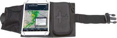 Flight Outfitters iPad Mini Kneeboard Black - Flight Outfitters Electronic Cases