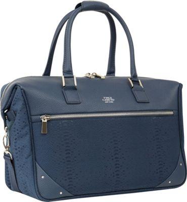Vince Camuto Luggage Ameliah 17 inch Weekender DARK NAVY - Vince Camuto Luggage Travel Duffels