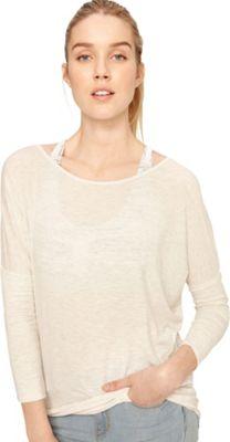 Lole Elisia Top S - White Heather - Lole Women's Apparel