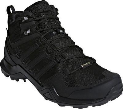 Adidas outdoor Mens Terrex Swift R2 Mid GTX Shoe 8 - Blac...