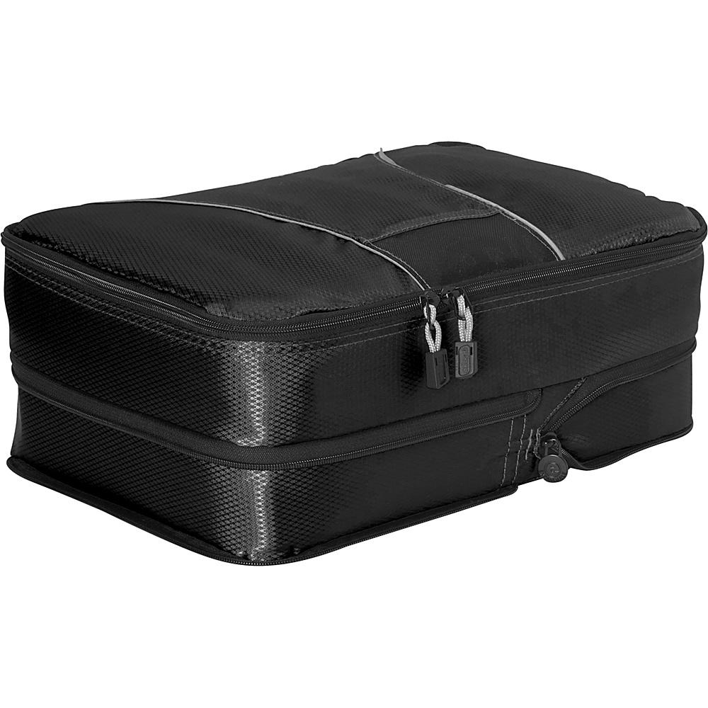 eBags Classic Medium Compression Cube Black - eBags Travel Organizers