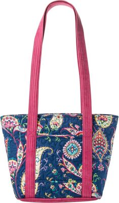 Donna Sharp Leah Shoulder Bag Royal Paisley - Donna Sharp...